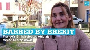 Maggie Gorman is among hundreds of British town councillors in France no longer eligible for election following Brexit.