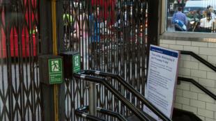 Pour la deuxième fois en un mois, le  métro londonien restera fermé pendant une journée complète.