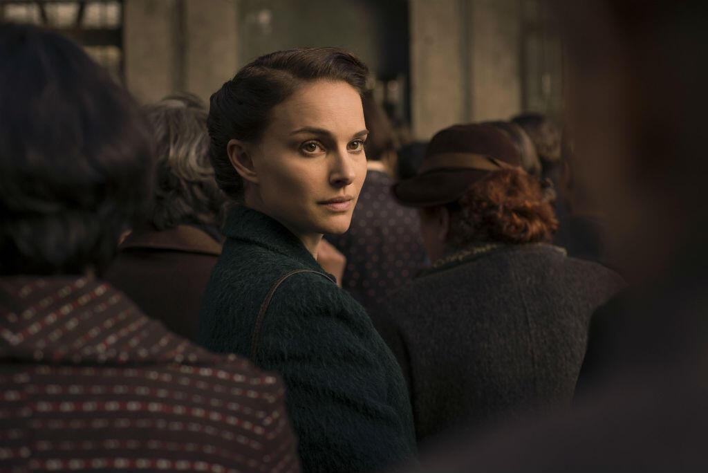 ناتالي بورتمان في الفيلم