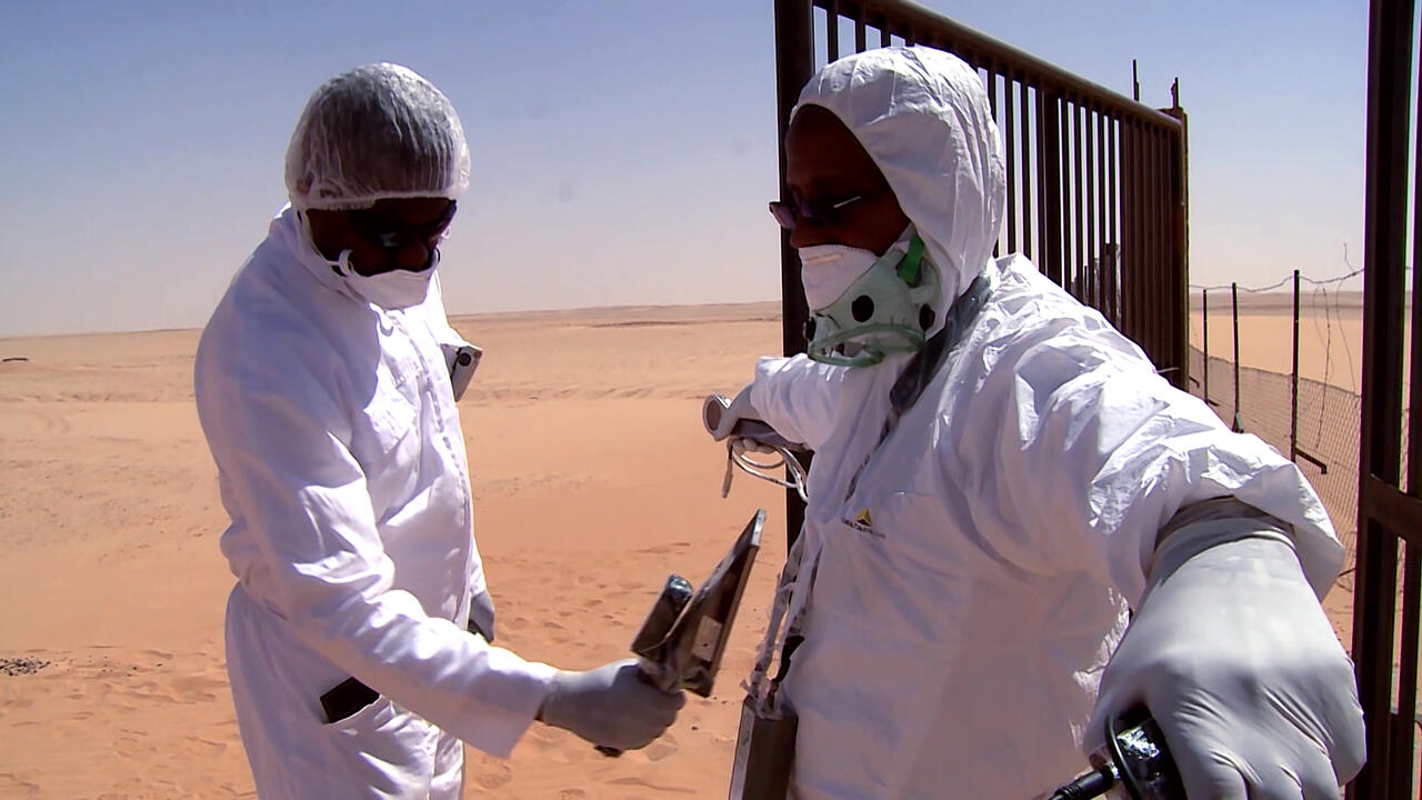 Revisited - Sixty years on, Algerian desert region still struggles with effects of French nuclear tests