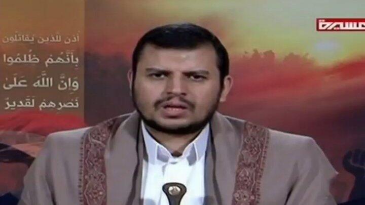 زعيم الحوثيين عبد الملك الحوثي