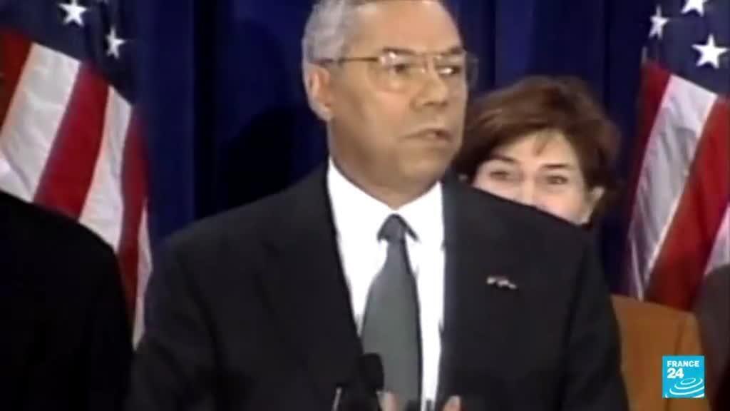"""2021-10-18 18:15 Mort de Colin Powell : le ministre américain de la Défense salue un """"grand homme"""""""