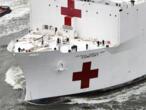 Coronavirus : un navire-hôpital militaire à New York, plus de 3 000 morts aux États-Unis