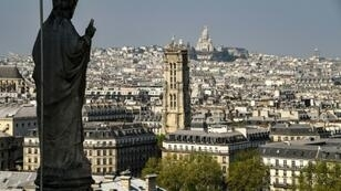 Built between the years 1163 and 1345, Notre-Dame is one of the most popular tourist sites in Paris