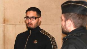 Le procès en appel de Jawad Bendaoud a eu lieu en novembre2018.