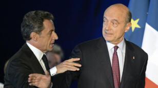 """""""Nous laissons la liberté de choix des électeurs"""" du Doubs, a déclaré Nicolas Sarkozy."""