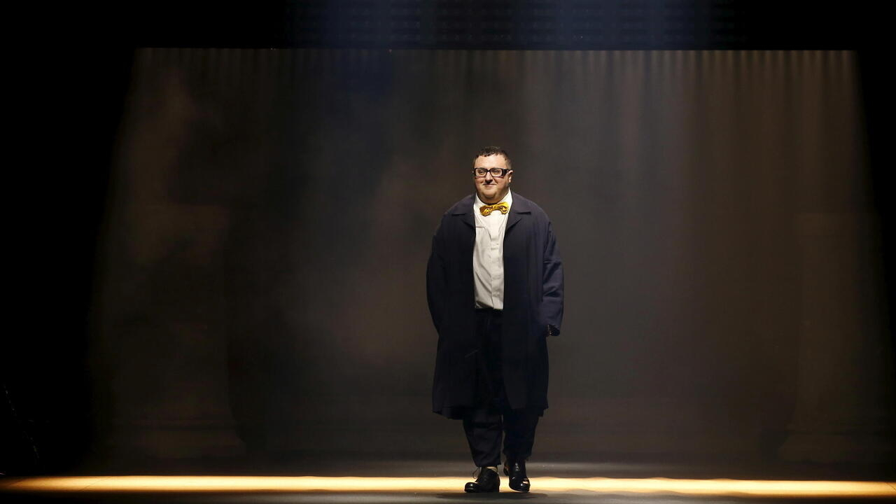 Fashion designer Alber Elbaz dies in Paris of Covid-19
