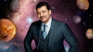 L'astrophysicien Neil deGrasse Tyson.