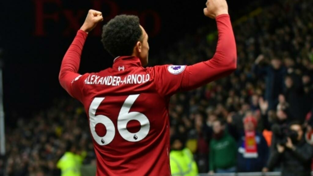newest 7c522 dfa6f Alexander-Arnold injury leaves Liverpool short of defensive ...