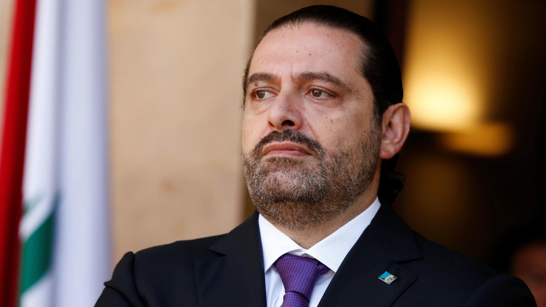 Saad Hariri, primer ministro del Líbano denunció que quierenatentar contra su vida