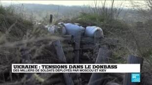 2021-04-18 11:01 Ukraine : tensions dans le Donbass