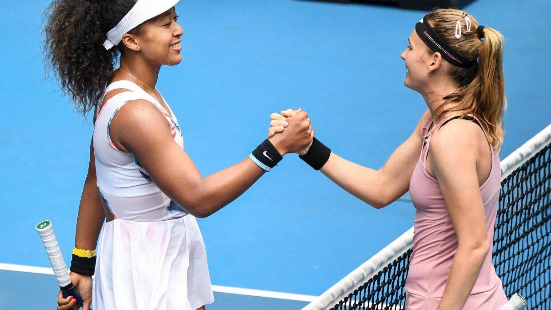 Osaka Gets Australian Open Started After Smoke Fears Ease