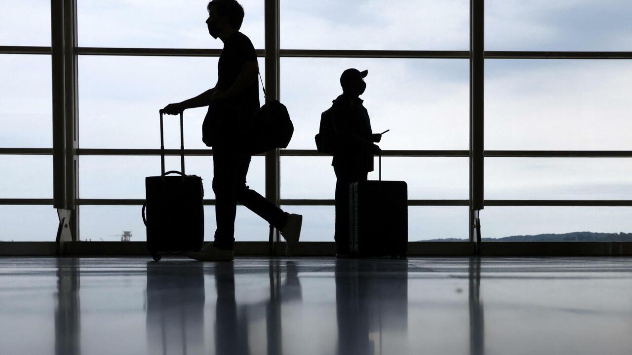 Covid-19 : tous les voyageurs internationaux interdits d'entrée aux États-Unis