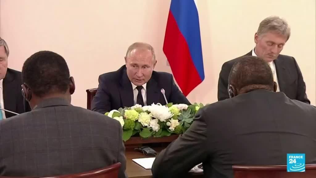 2021-09-16 17:05 Rusia busca ampliar su presencia económica y militar en África