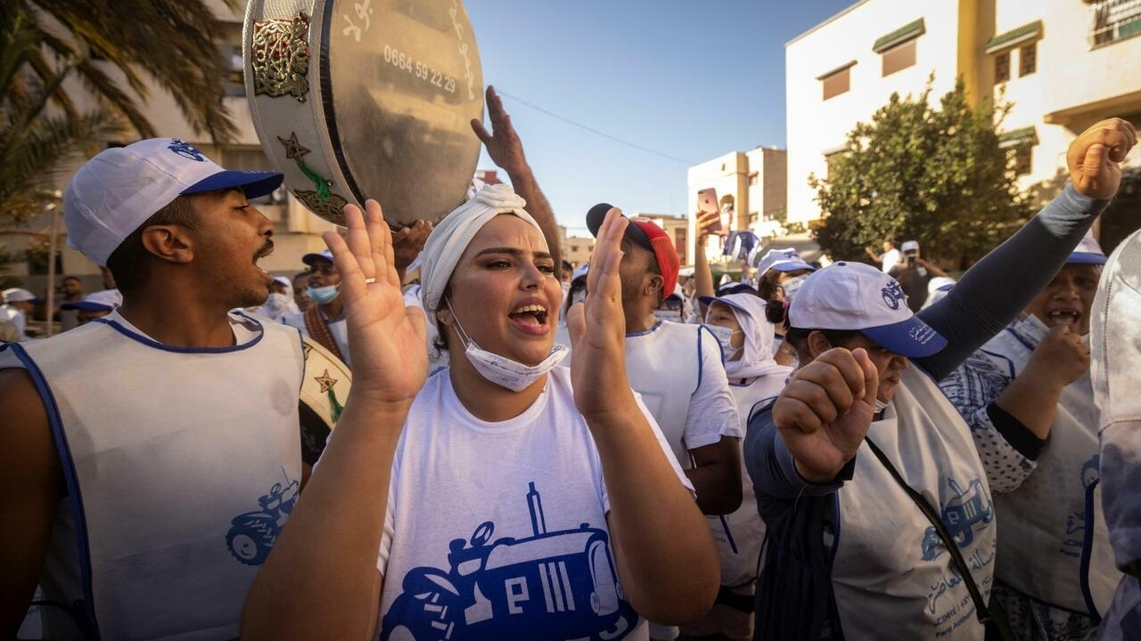 Image Islamists' grip on power at stake in lacklustre Morocco election