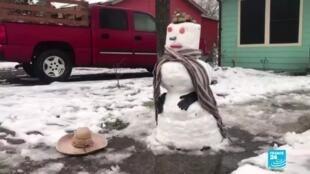 2021-02-21 00:01 EE. UU.: Joe Biden declaró 'desastre mayor' en Texas tras temporal de frío