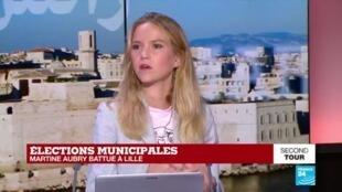 """2020-06-28 20:29 Municipales 2020 : """"Montée des Verts, mais pas de vague"""""""