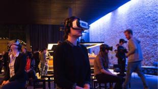 Okio-Studio est une société de production en réalité virtuelle fondée par les Français Antoine Cayrol, Pierre Zandrowicz et Lorenzo Benedetti.
