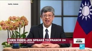 2020-05-08 13:11 Taiwan's vice president says China 'seriously underreported Covid-19 cases'