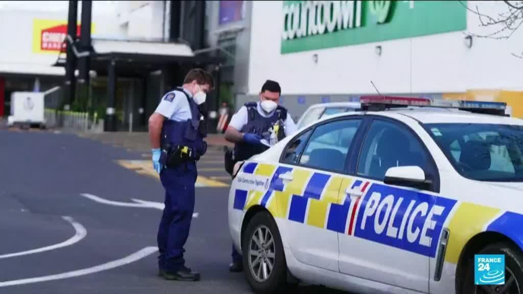 Police-attaque