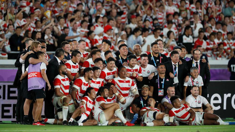 Mundial de Rugby: Japón venció a Escocia y clasificó a ...