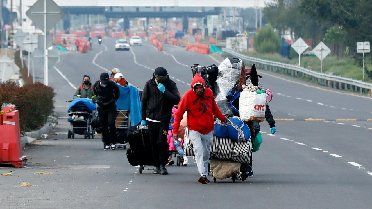 migrantes venezolanos retorno