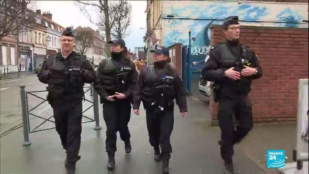 2020-02-18 12:11 La Brigade de Reconquête Républicaine, efficace contre la délinquance des quartiers