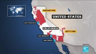 2019-10-30 10:44 California wildfires trigger first-ever red flag warning