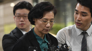Lee Myung-hee, matriarch of the Cho family, was given a suspended sentence for abusing staff