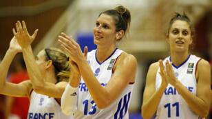 Les Bleues ont dominé le Montenegro de douze points lundi soir.