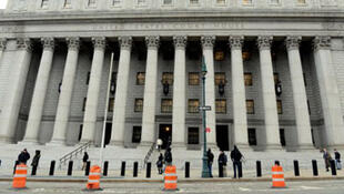 Tribunal fédéral de Manhattan, New York