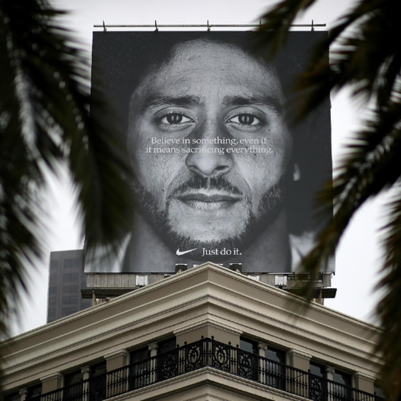 Trump Lebron James Wade Into Row Over Nike S Kaepernick Ad