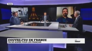 Le Débat de France 24 - jeudi 15 octobre 2020