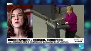 2020-04-23 11:06 Pandémie de Covid-19 : Le Conseil européen se penche sur un plan de relance