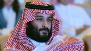 ولي العهد السعودي الأمير محمد بن سلمان في صورة من الأرشيف.