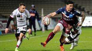 Ben Lam last scored in December 19's loss at Montpellier