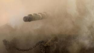 Une partie des moteurs des tanks israéliens est de conception allemande