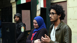 Un hommage à Giulio Regeni a été rendu, samedi au Caire, devant l'ambassade d'Italie.
