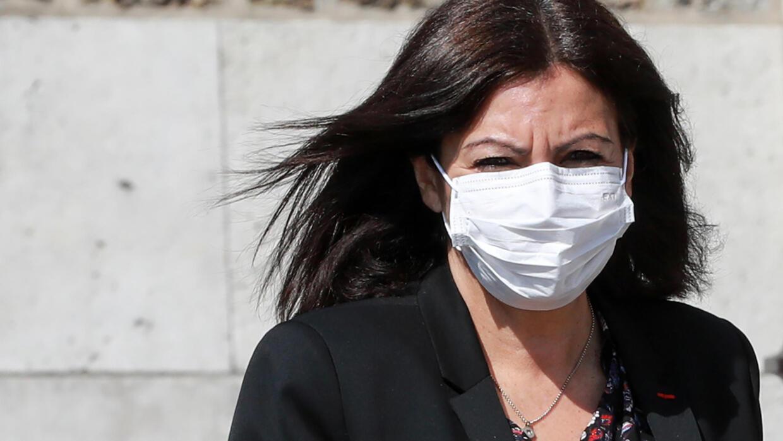 Covid-19 à Paris : 500000masques disponibles fin avril, annonce Anne Hidalgo