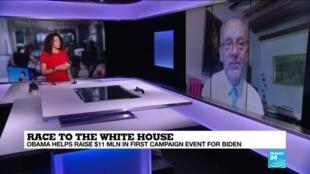 2020-06-24 08:10 Analysis: Biden hopeful Obama support will bring voters, and cash