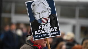 Assange and his lawyers argue that he should be bailed from prison because of the risk of catching the coronavirus there
