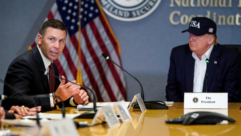 الولايات المتحدة: استقالة وزير الأمن الداخلي بالوكالة كيفن ماكالينان