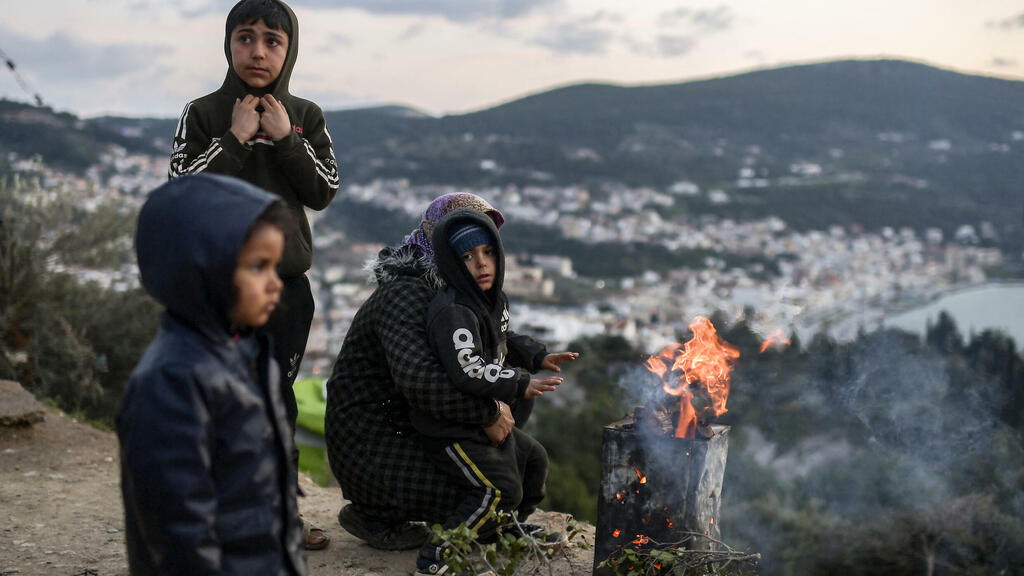 Greece to open new 'controlled' migrant camp as rights groups criticise restrictions