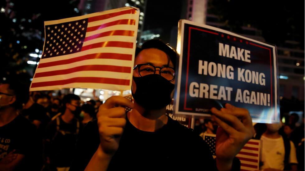 États-Unis : Donald Trump signe une loi soutenant les manifestants à Hong Kong, colère de Pékin
