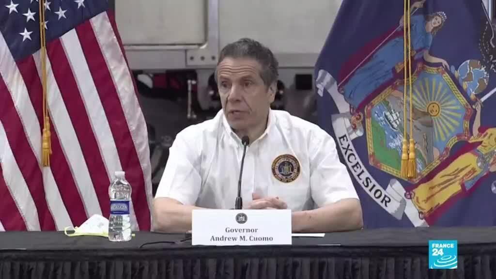 2021-03-12 13:38 EE. UU.: Un comité investigará al gobernador de Nueva York por acoso sexual