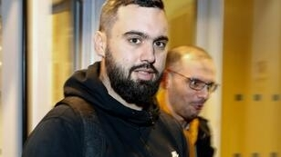 "Eric Drouet, a leader of the ""Yellow vests"" movement, was also detained by police in December"