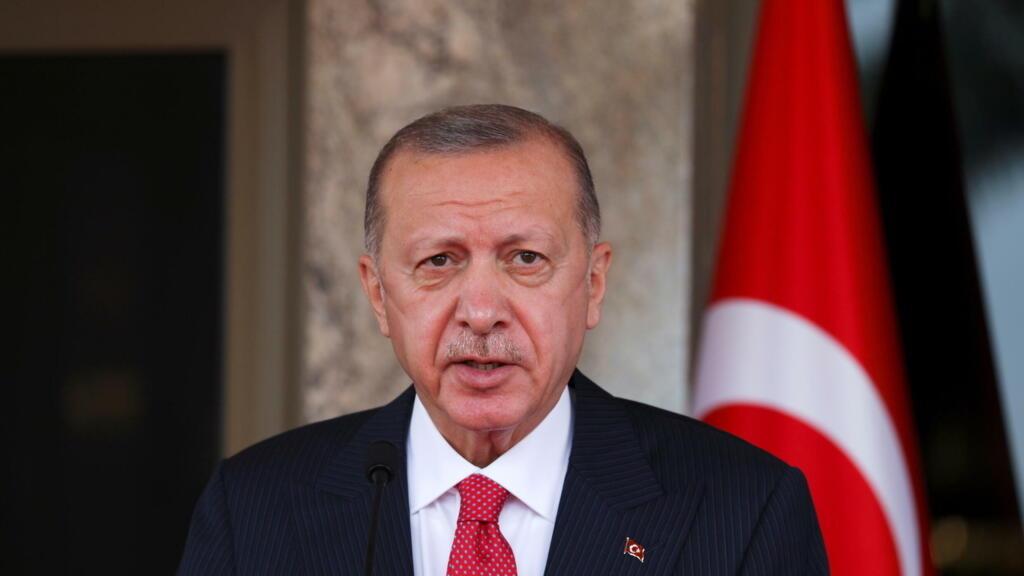 Turkey's Erdogan wants US, French ambassadors declared 'persona non grata'