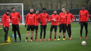 Le Stade Rennais va jouer une première historique face à Arsenal, pour son premier huitième de finale européen, jeudi 7 mars.