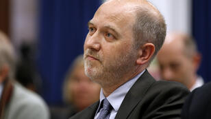 Le député écologiste Denis Baupin, à Paris le 6 juin 2012.