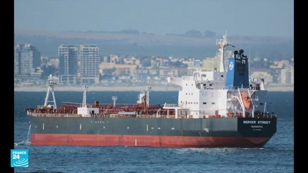 مقتل بريطاني وروماني في هجوم ضد سفينة تديرها شركة إسرائيلية قبالة سواحل عمان
